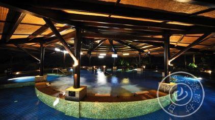 水疗池 Spa Pool