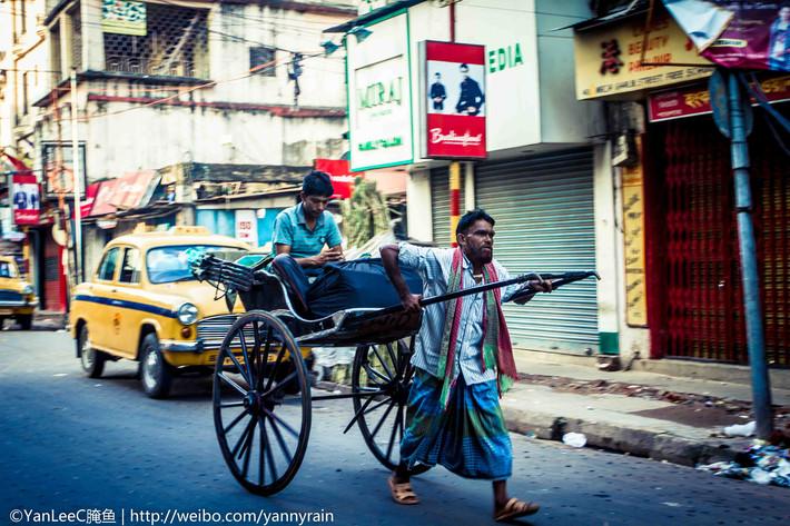 亚洲 印度 西孟加拉邦 加尔各答市 - 西部落叶 - 《西部落叶》· 余文博客
