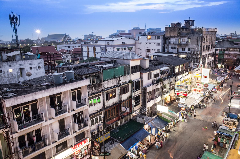 考山路  Khao San Road   -2