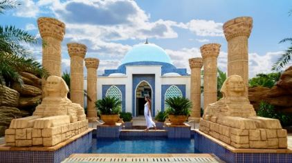 温泉埃及区