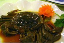 绍兴美食图片-醉蟹