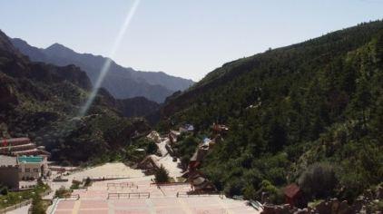 贺兰山苏峪口国家森林公园10