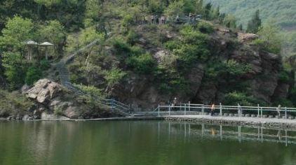 神仙洞-天门池