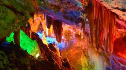 神仙洞-五光十色