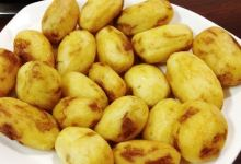 宜昌美食图片-炕洋芋