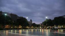 加泰罗尼亚广场-巴塞罗那-门子乀