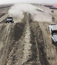 阿拉尔游记图文-记2014中国·阿拉尔沙漠场地越野拉力赛