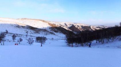 崇礼云顶滑雪场2