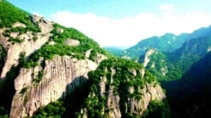 神灵寨森林公园