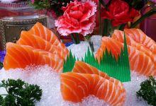 奥斯陆美食图片-挪威三文鱼