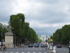 香榭丽舍大街-巴黎-瓶瓶安安