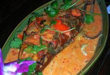甲米美食图片-泰南咖喱鱼