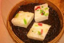 扬州美食图片-千层油糕