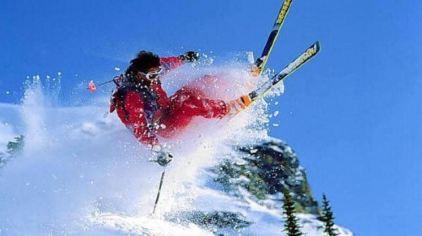 长白山国际万达滑雪场 (8)
