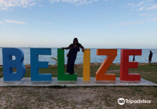 The Belize Sign Monument-伯利兹城