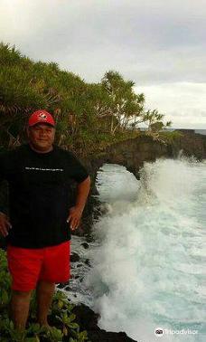 Coastal Lava Cliff Walk-图阿马萨加