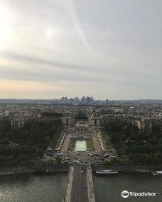 Les Jardins du Trocadero -巴黎